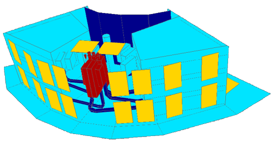 Thermal Model of a subsystem